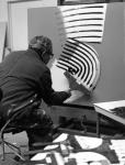 Hans Hartung, MAM Paris, Musée d'art moderne, peinture, cours de peinture, exposition La fabrique du geste