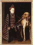 anthonis mor van dashort le nain du cardinal Granvelle,Louvre, atelier de dessin Paris, cours de dessin Paris, peinture flamande,