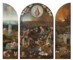 Jérôme Bosch, théorie de la couleur, technique de peinture, le jugement dernier