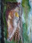création textile, peinture sur tissus, broderie,