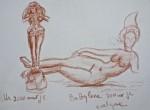 art perse,musée du louvre,art d'iran,dessin,croquis,histoire de l'art,cours de dessin