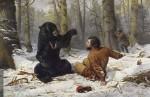 P. Arthur Fitzwilliam Tait La vie de chasseur.jpg