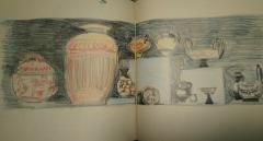 louvre,un rêve d'italie, vase grec, exposition campana,cours de dessin au louvre