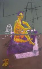 dessin modèle vivant, croquis modèle vivant, cours modèle vivant, peinture à l'huile modèle vivant,