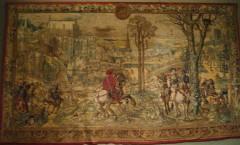 Louvre 14:03:19 tapisserie - chasse de Maximilien 2.jpg