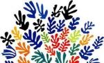 Matisse, collage,