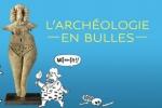 archéologie en bulles, la petite galerie, louvre, cours de dessin,