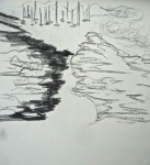 dessin,peinture,cours de dessin,cours de peinture,aquarelle,dessiner sur le vif,fusain,crayon,pastel,dessiner la nature,pornic,paris