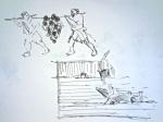 l'épopée des rois Thraces, Louvre, cours de dessin, archéologie,