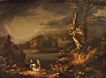 Louvre, peinture ancienne, croquis, dessin,