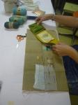 arts textiles,art de la broderie,macramé,atelier d'art textile,cours de broderie,cours loisirs créatifs,tissage,créativité développer sa créativité