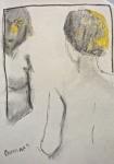 musée d'art moderne de la vielle de paris,collection du mam,art contemporain,cours de dessin,cours de portrait,peinture de portrait,sculpture de portrait