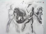 atelier couleur,dessin au pastel dessin d'animaux,peinture de portrait,apprendre à dessiner le personnage